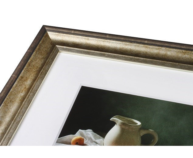 Antique Bronze Picture Frame
